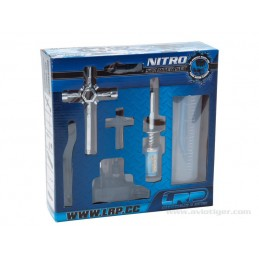 KIT DE DEMARAGE NITRO LRP...