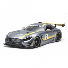 Tamiya TT-02 Mercedes AMG...