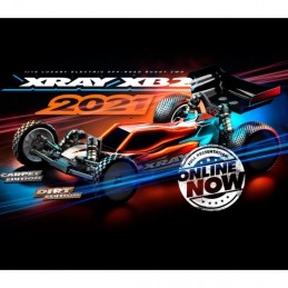 "Xray Buggy XB2 2021 ""Carpet..."