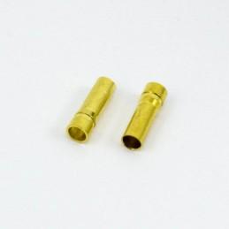 Prises PK 5.0mm femelles...