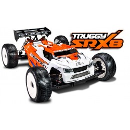 Serpent Truggy Cobra 4wd...