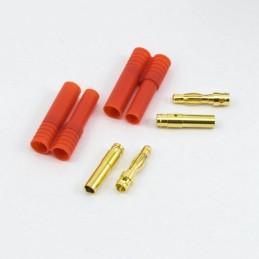 Prises PK 4mm male/femelle...