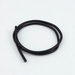 Câble silicone noir 16 AWG...