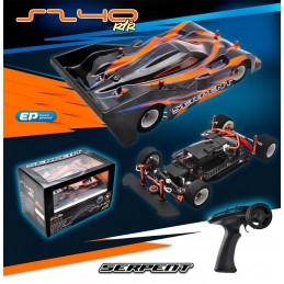 SERPENT S240 RTR 1/24 EP...