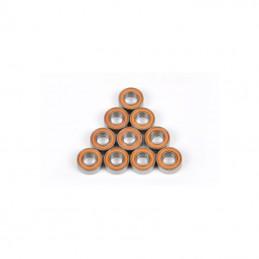Roulements 6x13x5mm (10)...