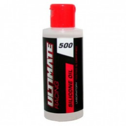 Huile silicone 500 CPS -...