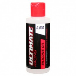 HUILE SILICONE 6.000 CPS -...