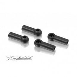 Chapes 4.9 mm (4) - XRAY -...